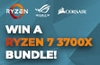Win one two AMD Ryzen 7 3700X upgrade bundles