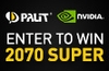 Win a Palit GeForce RTX 2070 Super JS graphics card