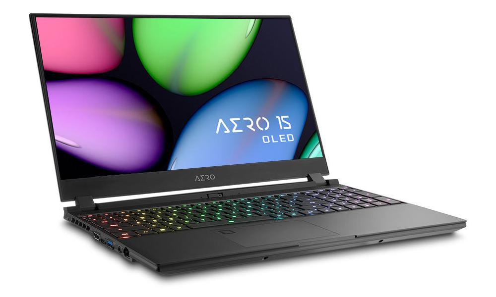 Review: Gigabyte Aero 15 OLED - Laptop - wiredfocus