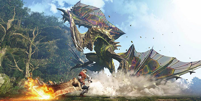 Nvidia boasts of 50 per cent FPS boost in Monster Hunter