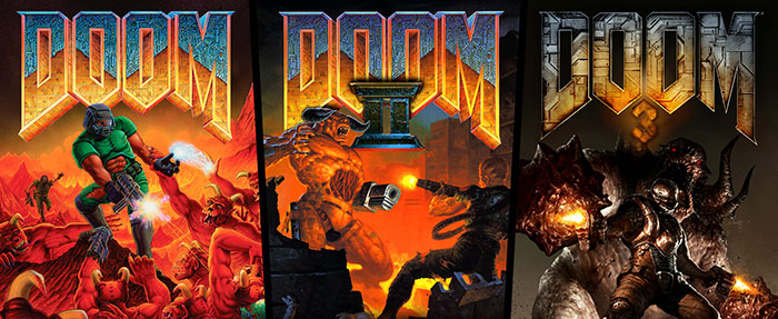 Bethesda brings original Doom trilogy to current console crop