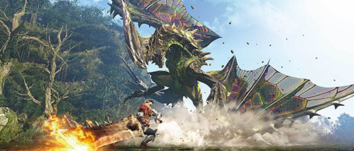 Nvidia boasts of 50 per cent FPS boost in Monster Hunter: World - HEXUS thumbnail