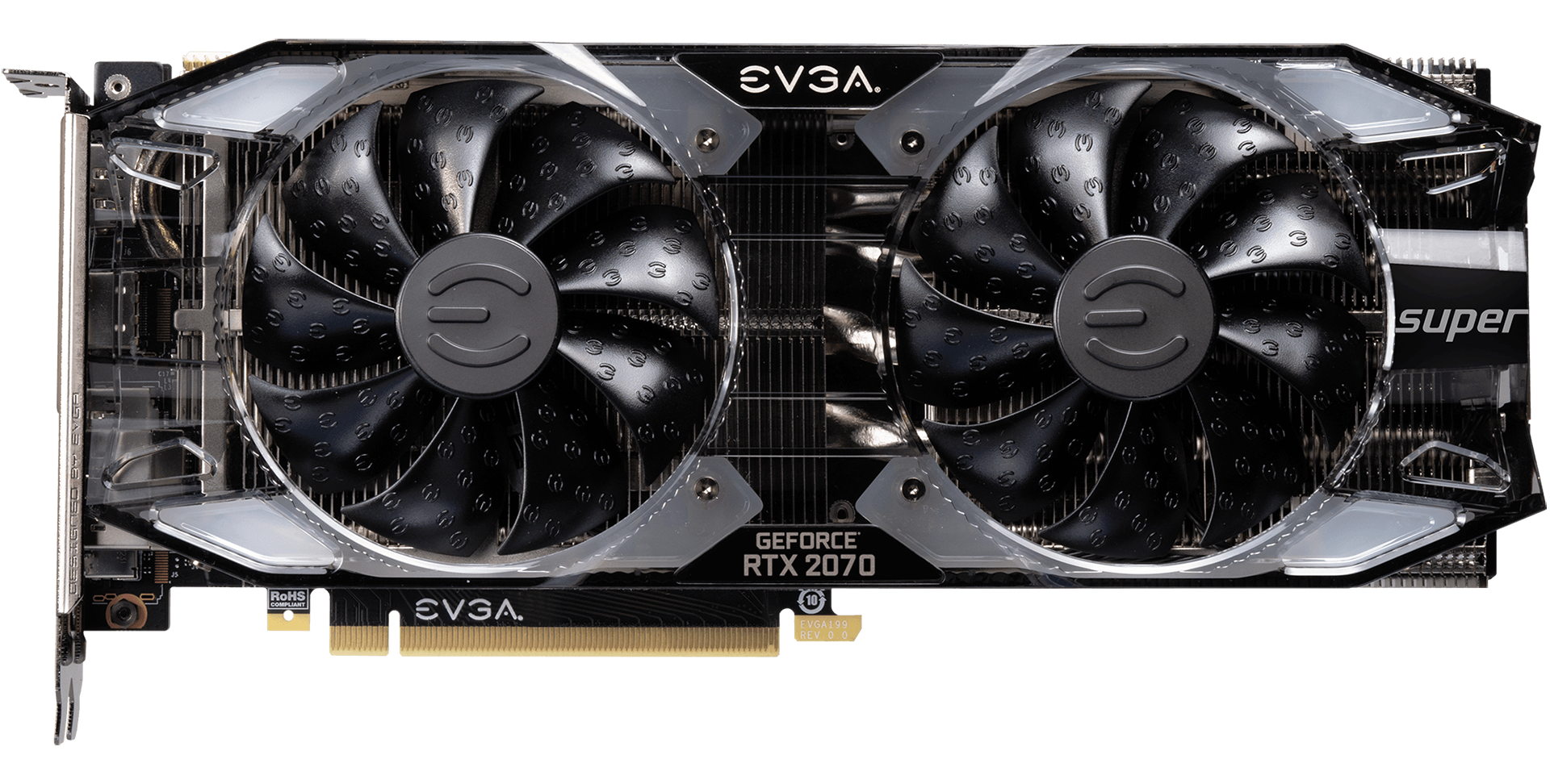 Review: EVGA GeForce RTX 2070 Super XC Gaming - Graphics