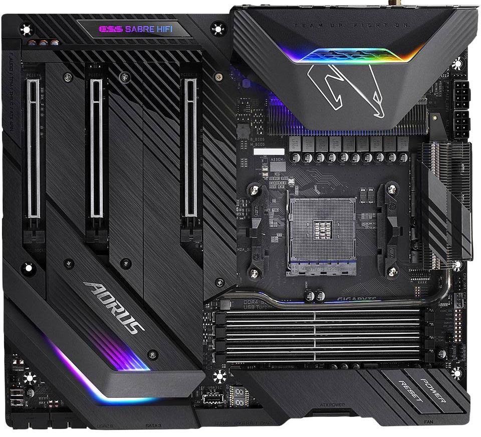 Review: X570 Aorus Xtreme Motherboard - Mainboard - HEXUS net