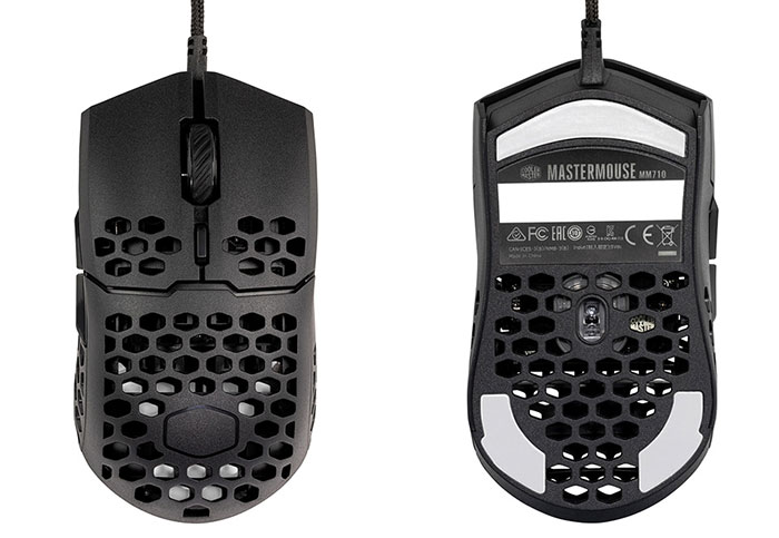 Cooler Master MM710 mouse available for pre-order