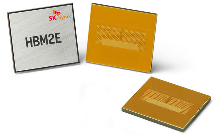 SK hynix HBM2E delivers 3 6Gbps per pin speeds, 16GB packages - RAM