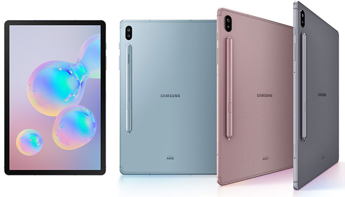 Samsung launches the Galaxy Tab S6 with S Pen - Tablets