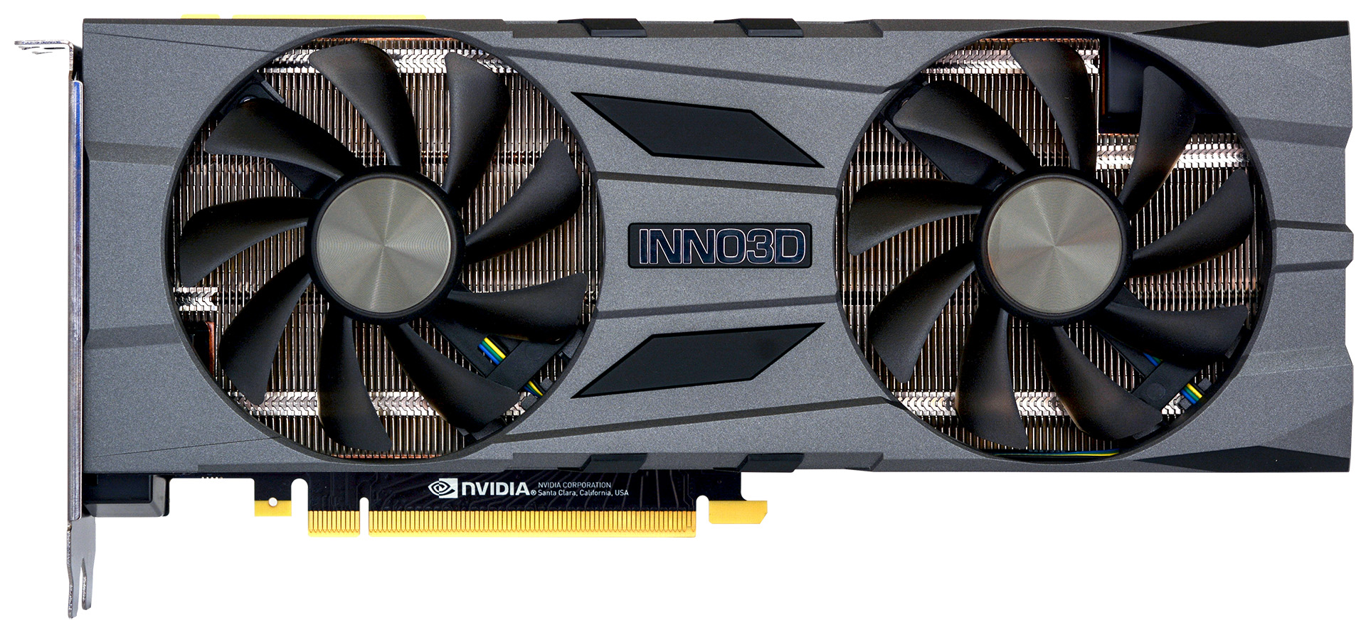 Review: Inno3D GeForce RTX 2070 Super Twin X2 OC - Graphics