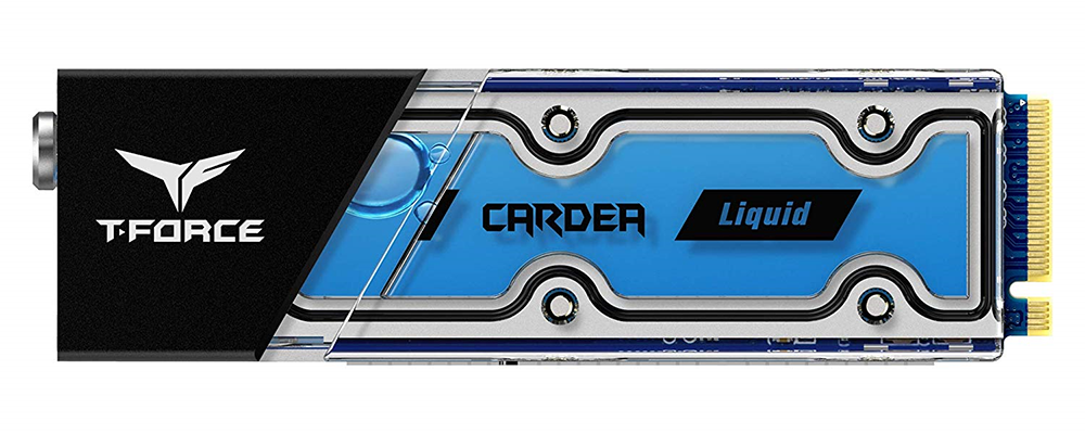 Review: Team Group Cardea Liquid M 2 PCIe SSD (512GB