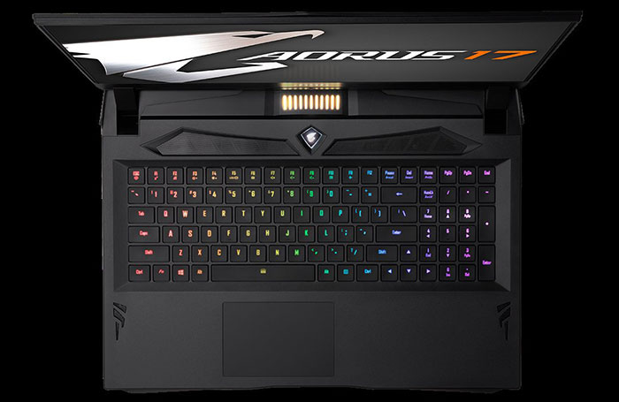 Aorus 17 launched with Omron mech switch keyboard - Laptop