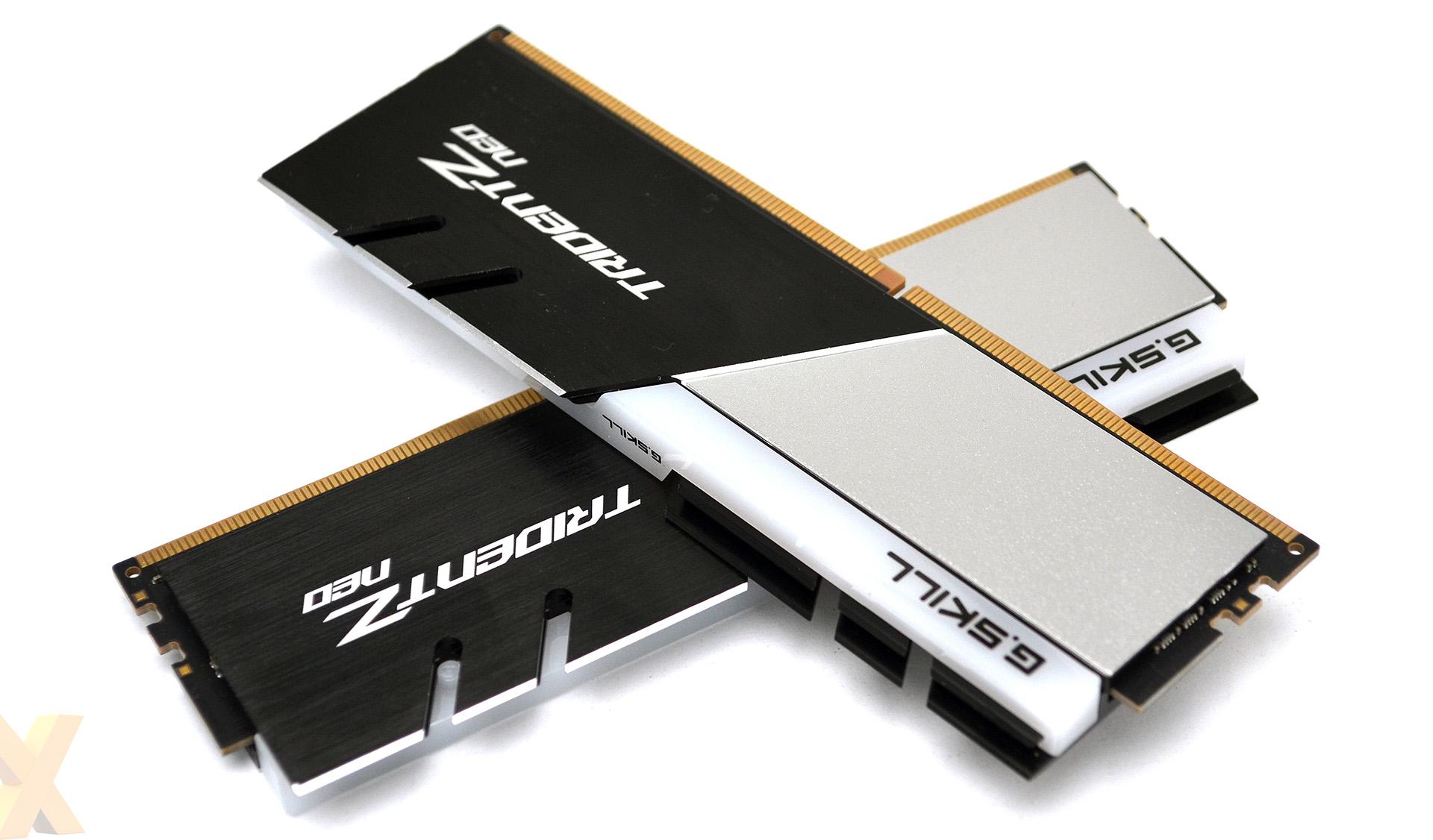 Review: G Skill Trident Z Neo DDR4-3600 (F4-3600C16D-16GTZNC