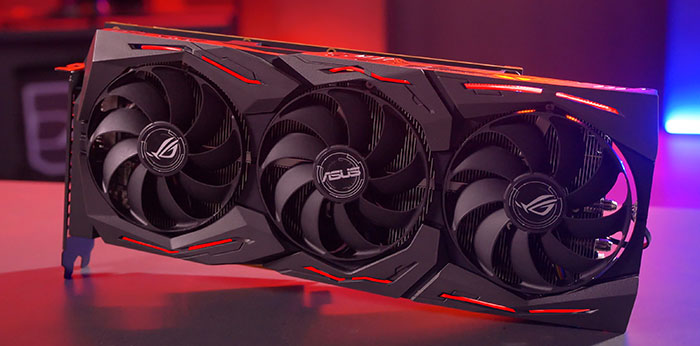 Asus announces custom AMD Radeon RX 5700 graphics cards