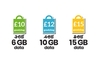 GiffGaff UK doubles data on £10, £12 and £15 goodybags