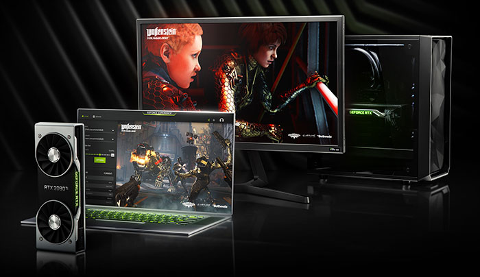 Nvidia reports sequential growths in sales and profits for fiscal 2Q20