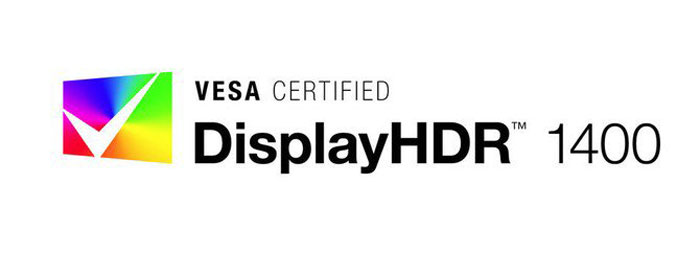 VESA introduces DisplayHDR 1400 specification level