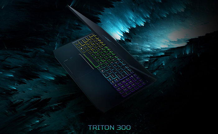 Acer launches lightweight Predator Triton 300 gaming laptop