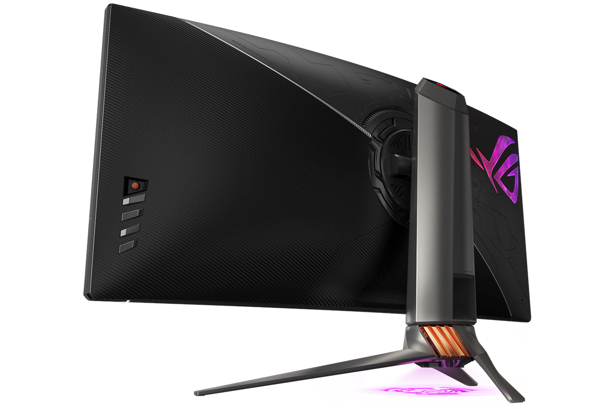 Review: Asus ROG Swift PG35VQ - Monitors - HEXUS net