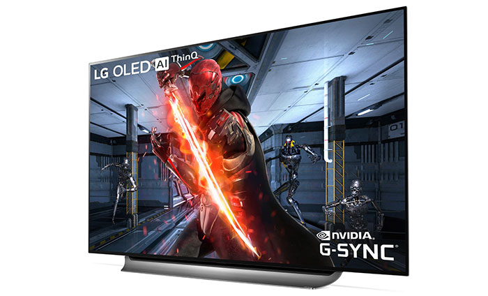 LG's OLED TVs To Get Nvidia G-Sync Support