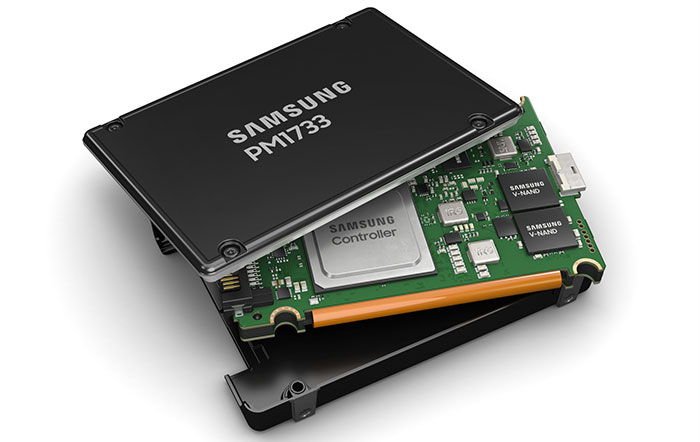 Samsung unveils new PCIe 4.0 SSDs that