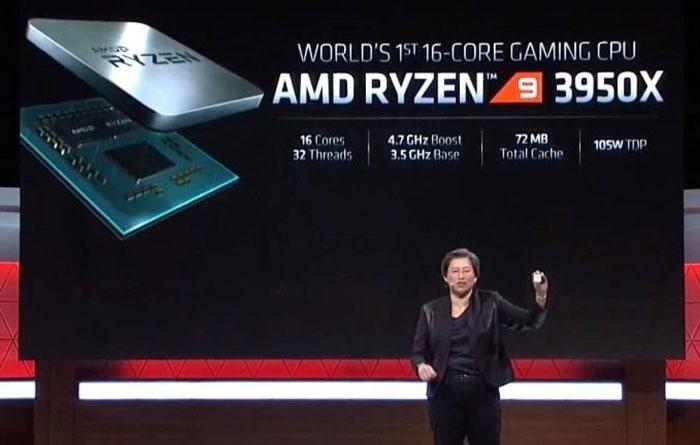 AMD teases third-gen Ryzen Threadripper CPUs coming in November