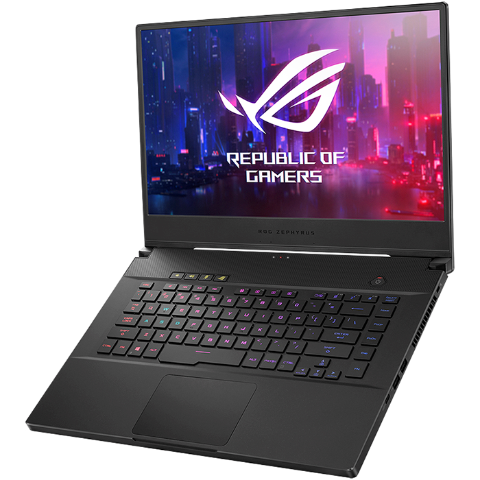 Review: Asus ROG Zephyrus S GX502 - Laptop - HEXUS net