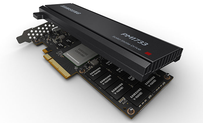 Samsung unveils new PCIe 4.0 SSDs that