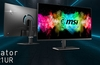 MSI launches the Creator PS312 Series monitors