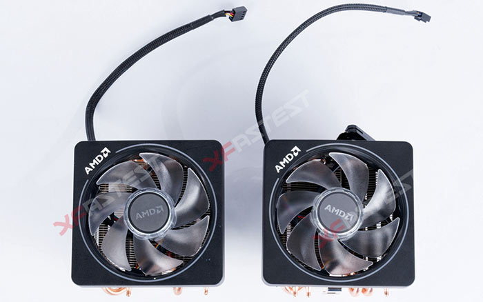 Amd Quietly Enhances The Wraith Prism Rgb Led Cpu Cooler Cooling News Hexus Net