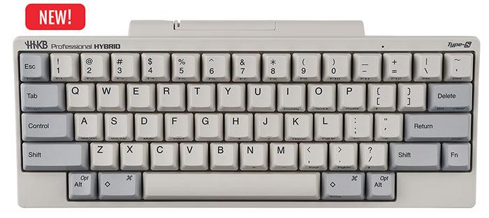 Fujitsu Happy Hacking Keyboard Gets Usb C And Bluetooth Peripherals News Hexus Net