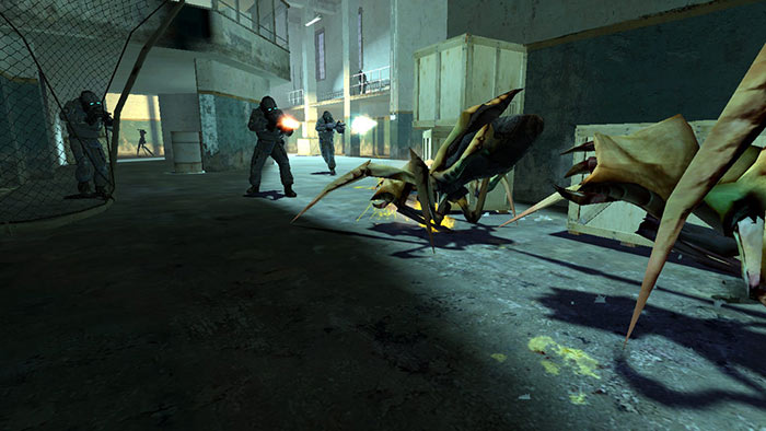 All Half-Life games are free on Steam for the next two months