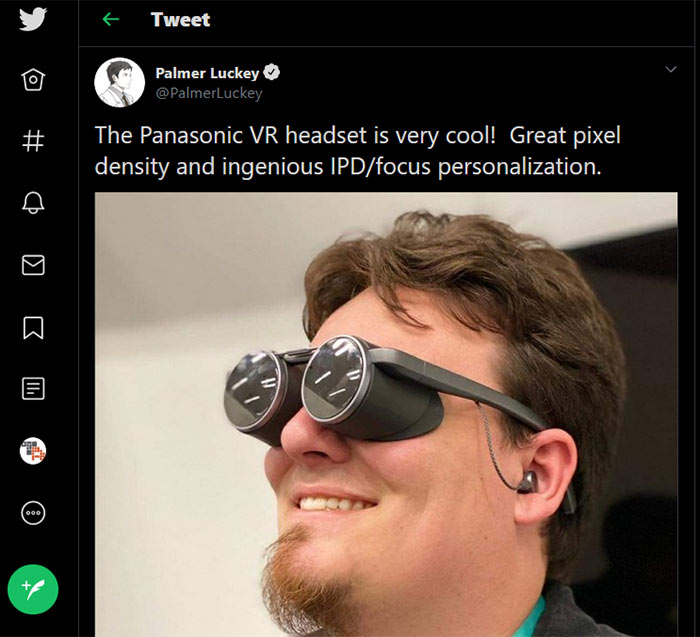 Panasonic launches breakthrough tech that has to be seen to be believed