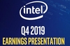 Intel reports strong Q4 and full year 2019 earnings