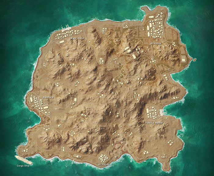 New PUBG map Karakin coming, will reportedly replace Vikendi