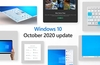 Microsoft Windows 10 version 20H2 update starts to roll out