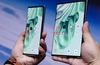 Oppo X rollable screen smartphone showcased