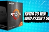Day 1: Win an AMD Ryzen 7 5800X