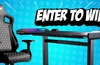 Day 22: Win a Cougar gaming chair and desk