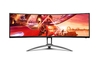 AOC Agon AG493UCX with 49-inch 32:9 curved screen launched