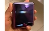 Samsung Galaxy Z Flip hands-on video shared