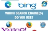 QOTW: Which search engine(s) do you use?