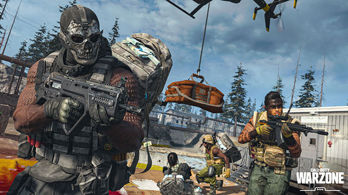 Call Of Duty Warzone Battle Royale Supports 150 Players Pc News Hexus Net