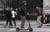 UK plans legal e-Scooter and medical drone test regions