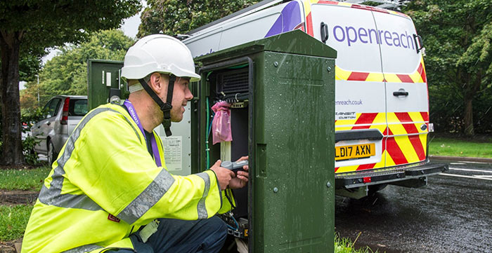 United Kingdom telecoms providers remove all data limits on home broadband services