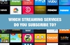 QOTW: Which streaming services do you subscribe to?
