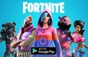 Fortnite becomes available via the Google Play Store