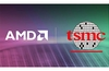 AMD Ryzen 4000 desktop CPUs to be fabbed on TSMC N5P?