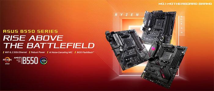 Amd Partners Launch Their B550 Chipset Motherboards Mainboard News Hexus Net