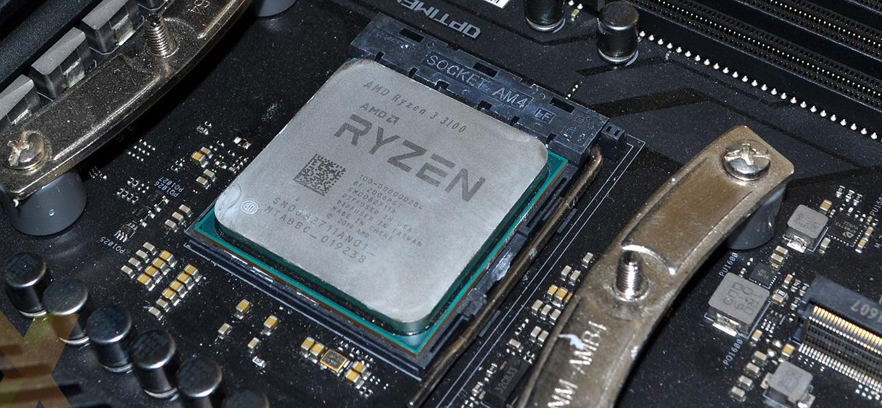 Review: AMD Ryzen 3 3300X and Ryzen 3 3100 - CPU - HEXUS.net