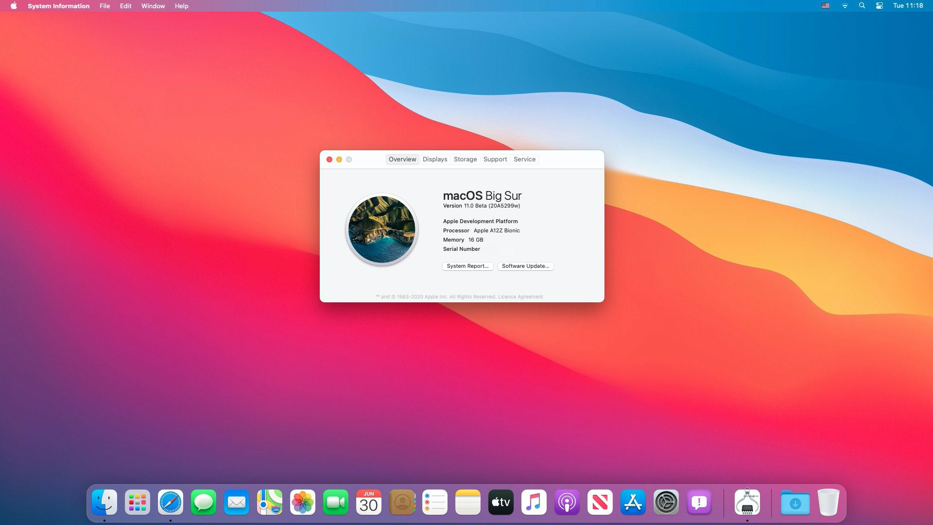 Mac mini with A12Z chip benchmarked
