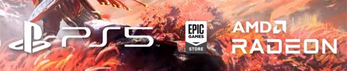 Revamped Amd Radeon Logo Appears In Godfall Game Trailer Graphics News Hexus Net